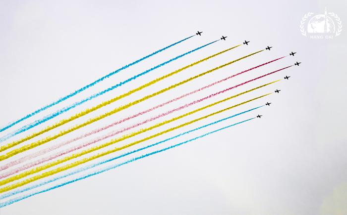 从1921到2021,你都记住了飞过天安门的哪些机型?